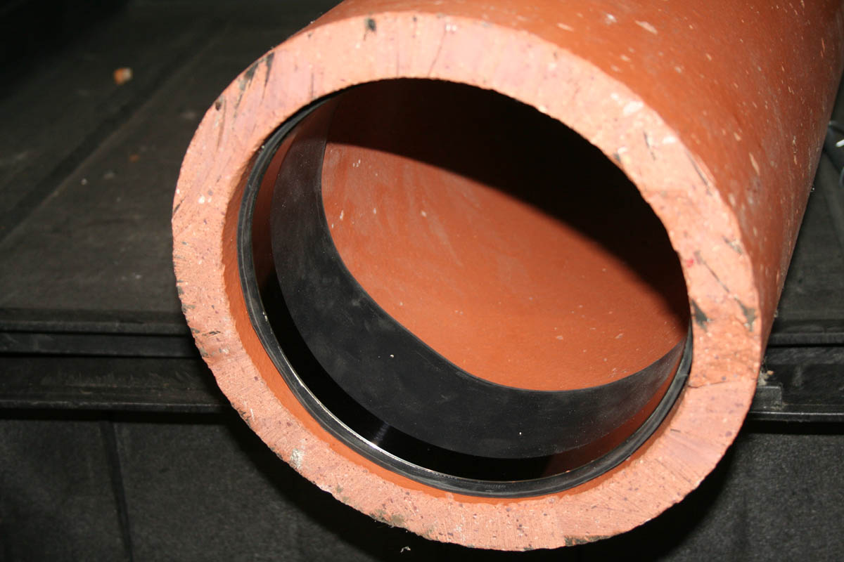 Dallas with the Perma-Liner™ End Seal there is a Guarantee uniform, water-tight seal.